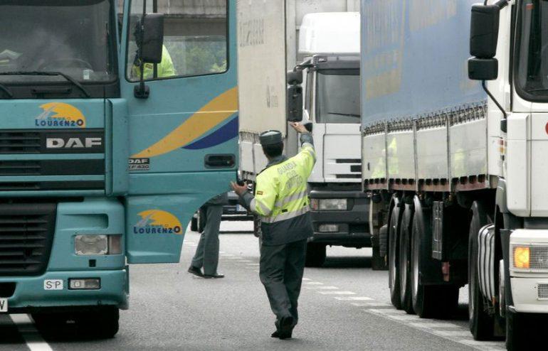 Cártel de fabricantes de camiones
